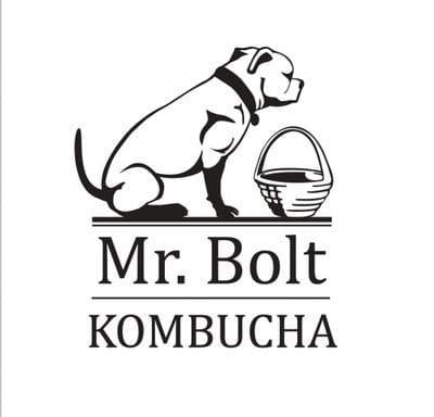 Mr Bolt Kombucha